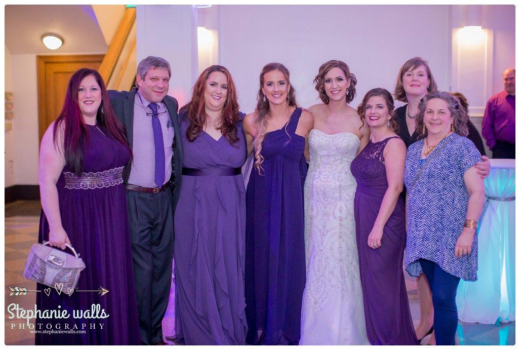 2016 02 16 0005 Purple Glam | Monte Cristo Ballroom Wedding Everett, Washington