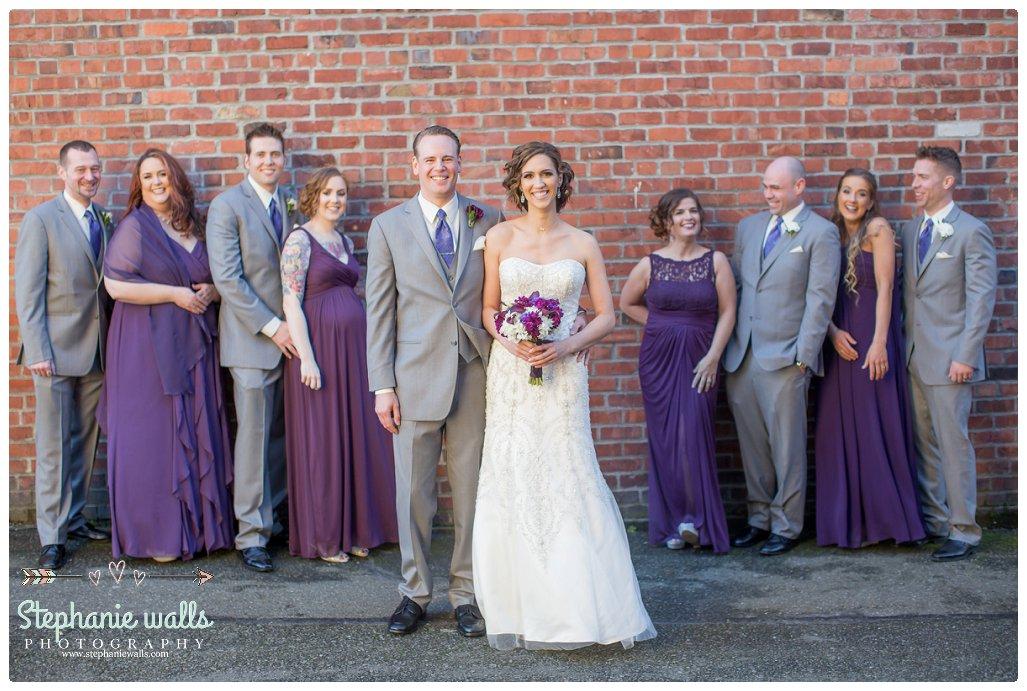 2016 02 16 0048 Purple Glam | Monte Cristo Ballroom Wedding Everett, Washington