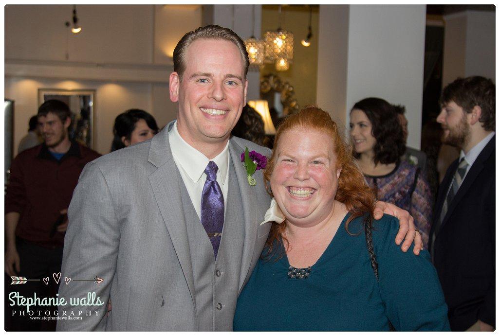 2016 02 16 0056 Purple Glam | Monte Cristo Ballroom Wedding Everett, Washington