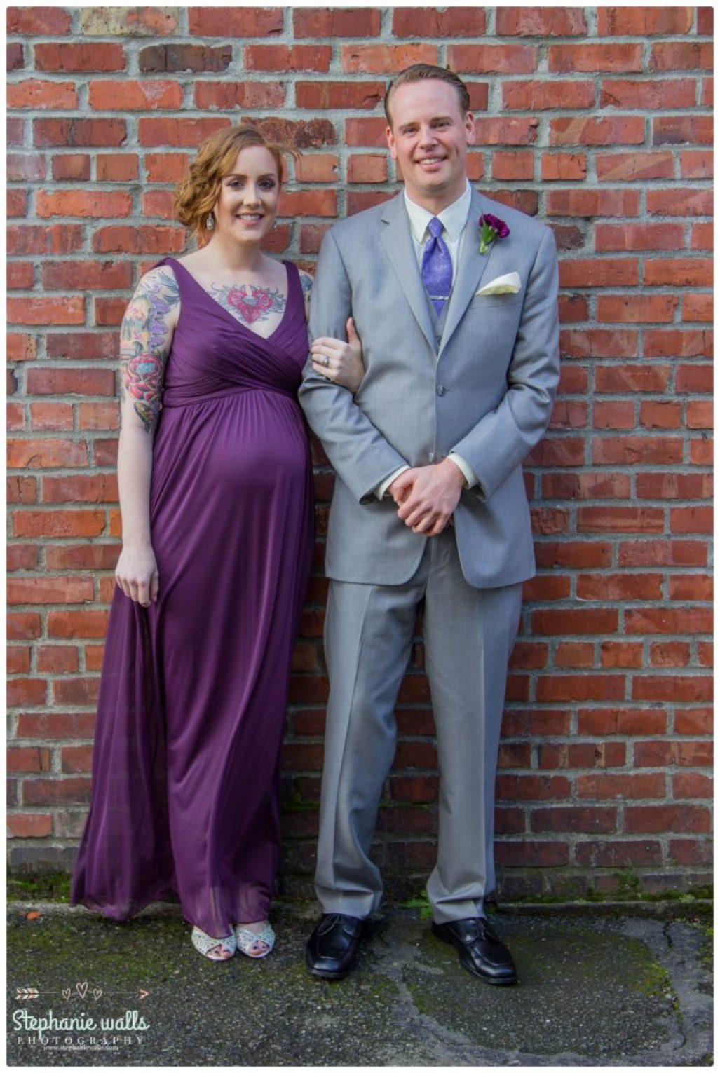 2016 02 16 0081 Purple Glam | Monte Cristo Ballroom Wedding Everett, Washington