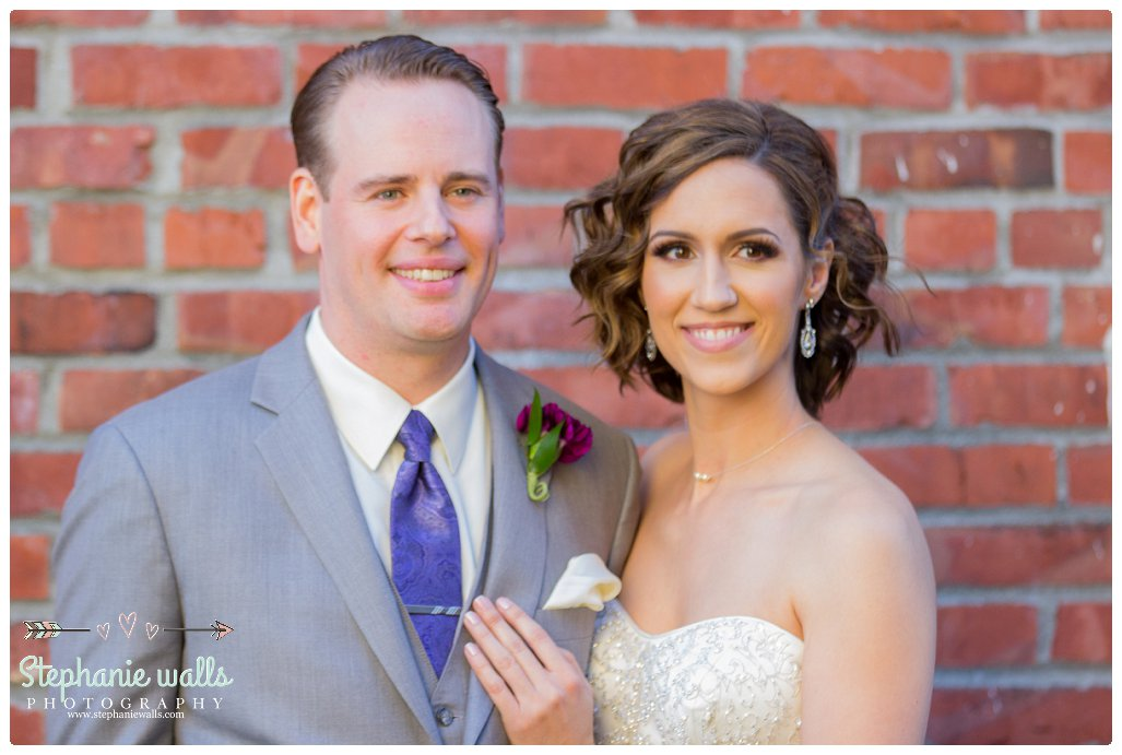 2016 02 16 0085 Purple Glam | Monte Cristo Ballroom Wedding Everett, Washington
