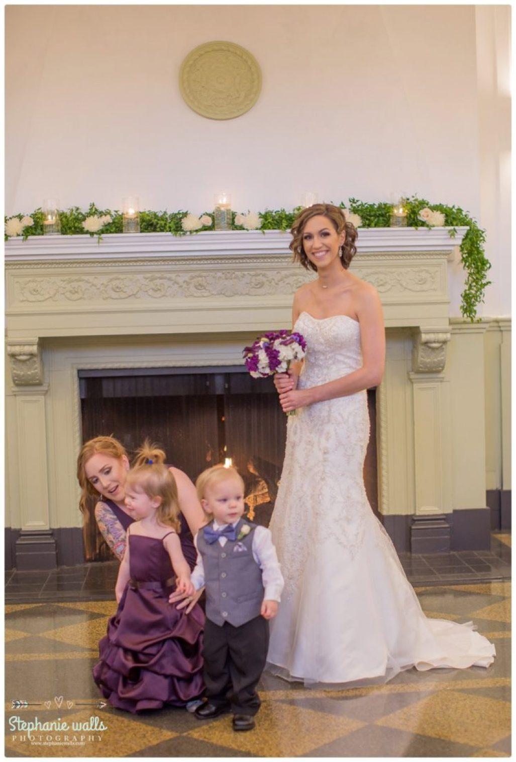 2016 02 16 0098 Purple Glam | Monte Cristo Ballroom Wedding Everett, Washington