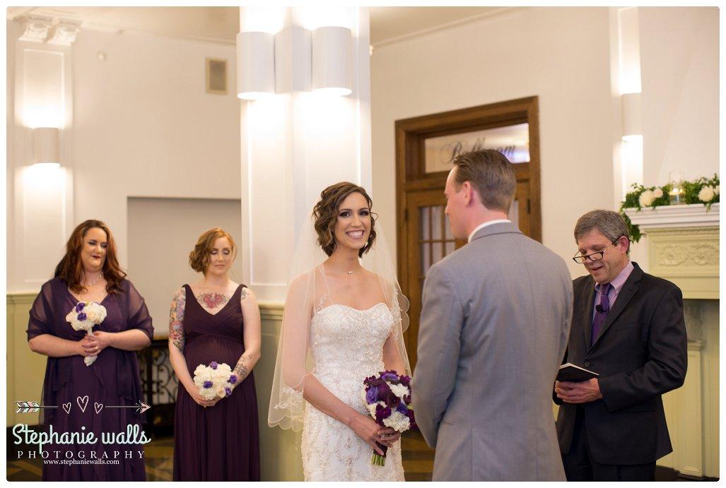 2016 02 16 0105 Purple Glam | Monte Cristo Ballroom Wedding Everett, Washington