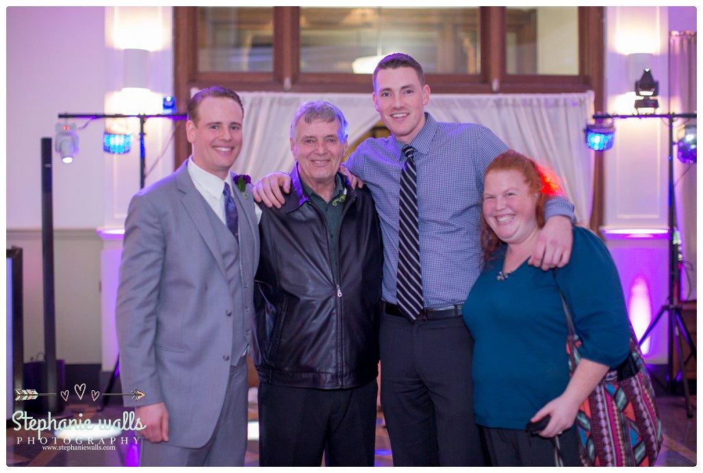 2016 02 16 0127 Purple Glam | Monte Cristo Ballroom Wedding Everett, Washington
