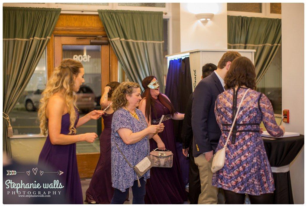 2016 02 16 0129 Purple Glam | Monte Cristo Ballroom Wedding Everett, Washington