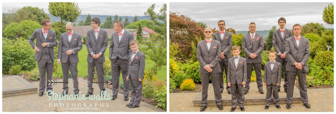 Baker Wedding 2 Blending Beats Together | Olympic View Estates Snohomish WA