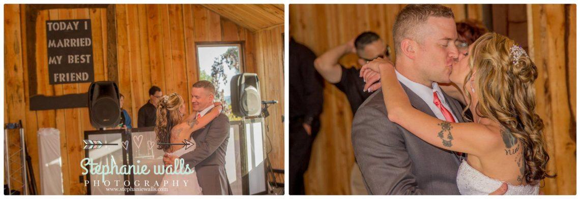 Baker Wedding 37 Blending Beats Together | Olympic View Estates Snohomish WA