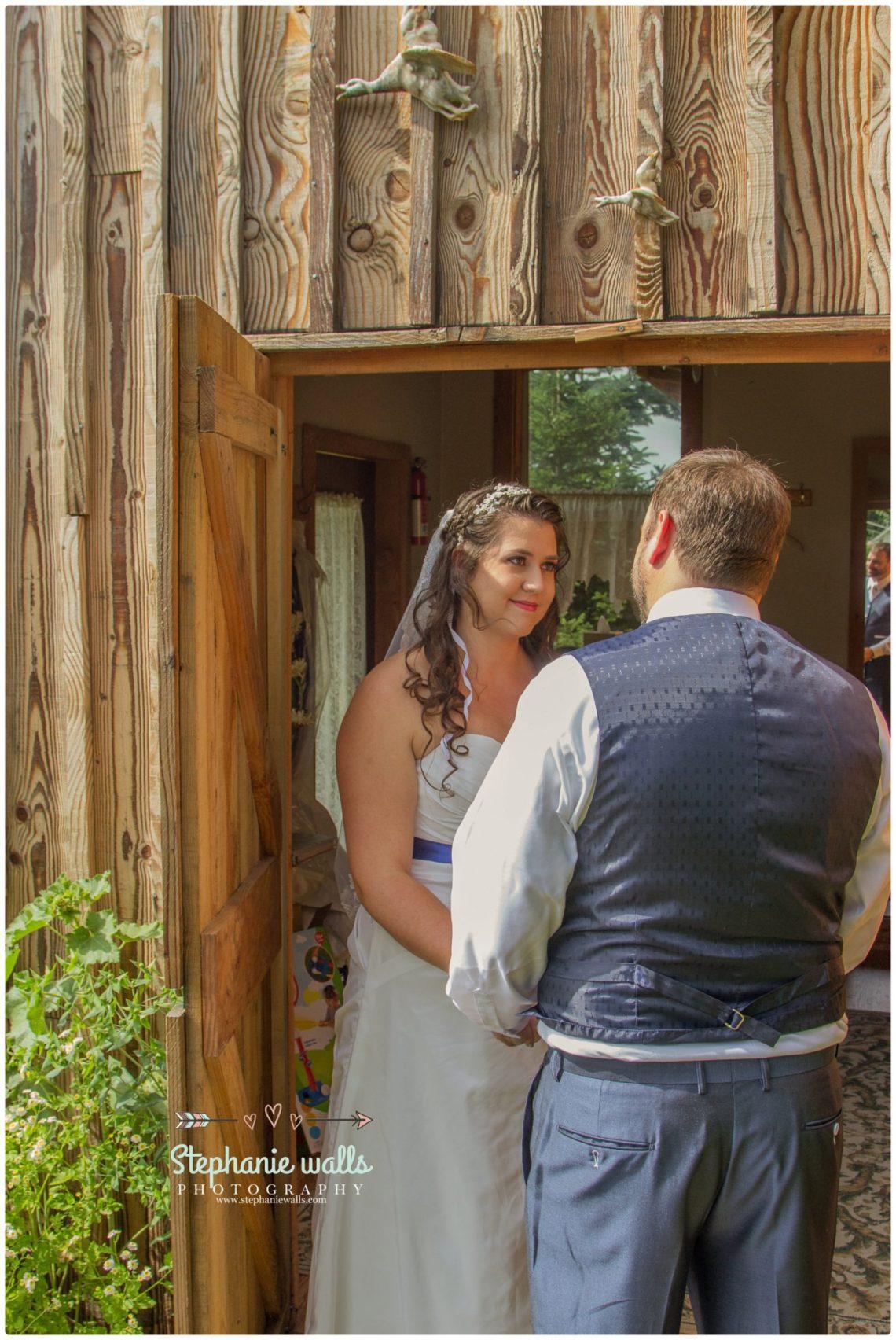 Petty Wedding 17 1 Making Memories | Chapel At Swan Trails Wedding Snohomish, Wa