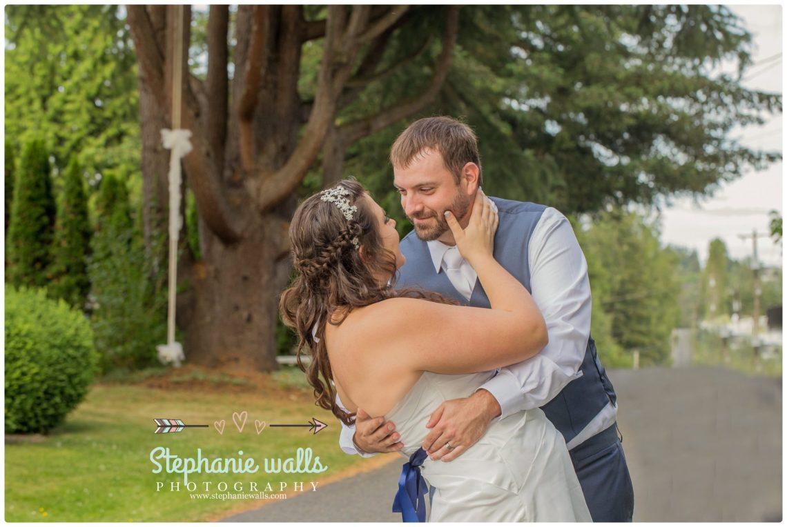 Petty Wedding 78 Making Memories | Chapel At Swan Trails Wedding Snohomish, Wa