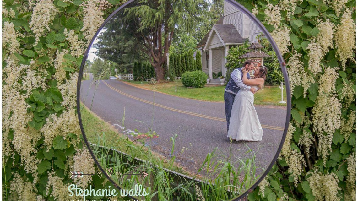 Making Memories   A Chapel At Swan Trails Wedding   Snohomish, Wa
