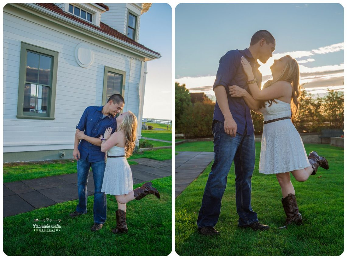 2017 01 20 0091 Sunset Engagement | Mukilteo Lighthouse Engagement Session