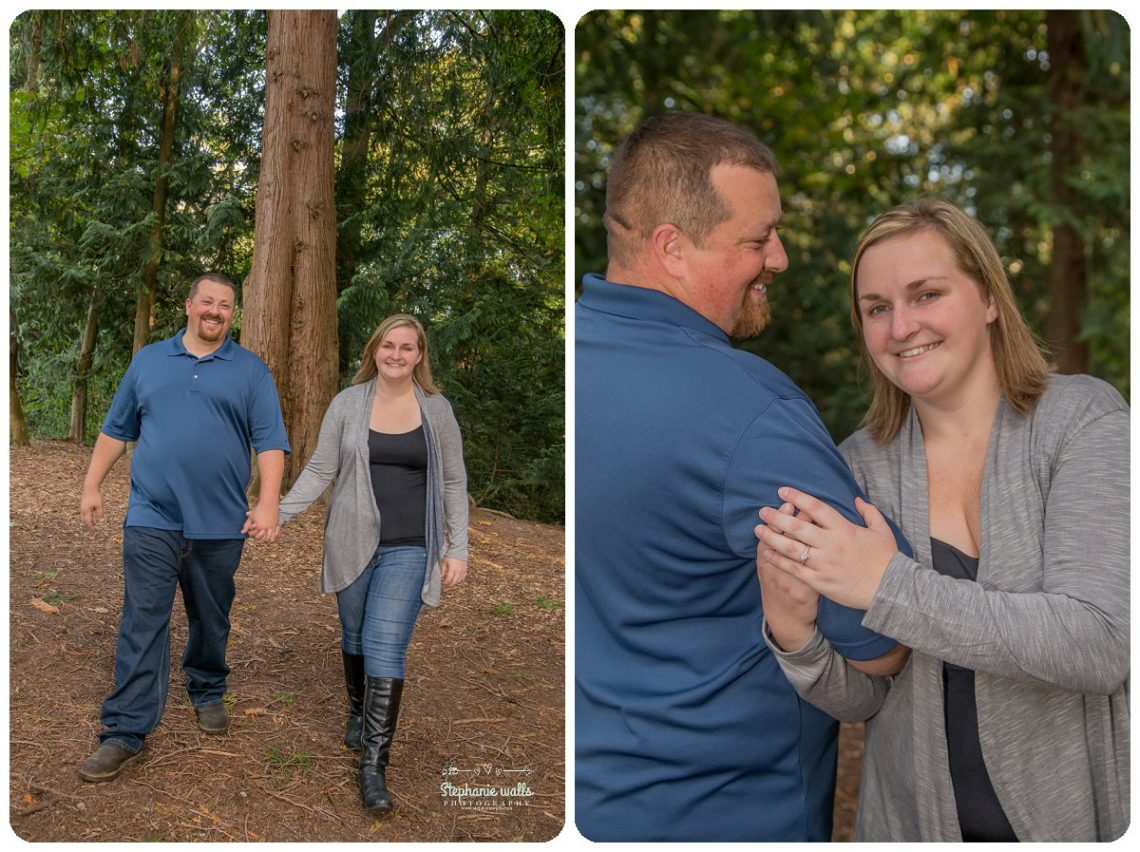 2017 01 24 0005 Decided on Forever | Engagement Session at Jennings Memorial Park, Wa
