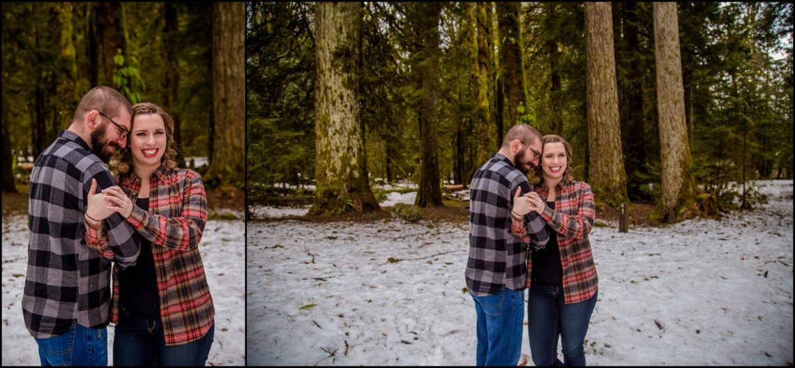 Lauren Hovig 10 I LOVE YOU I KNOW | MONEY CREEK ENGAGEMENT SESSION | SKYKOMISH, WA