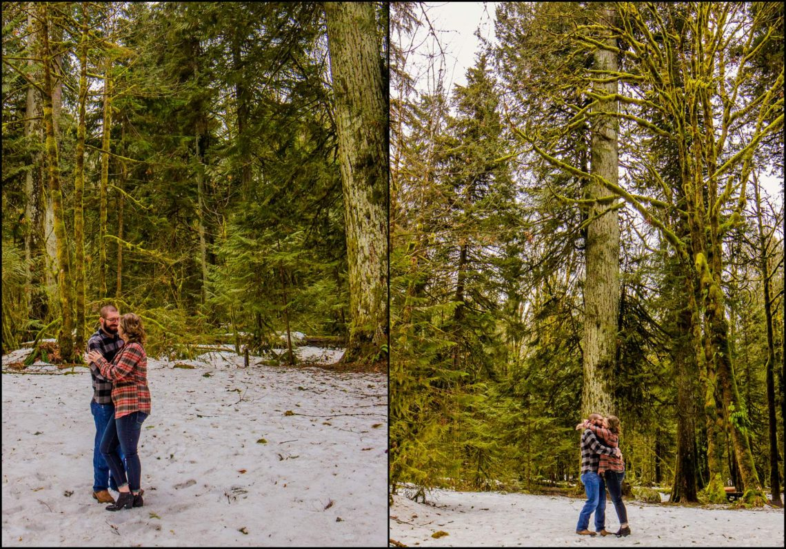 Lauren Hovig 29 I LOVE YOU I KNOW | MONEY CREEK ENGAGEMENT SESSION | SKYKOMISH, WA