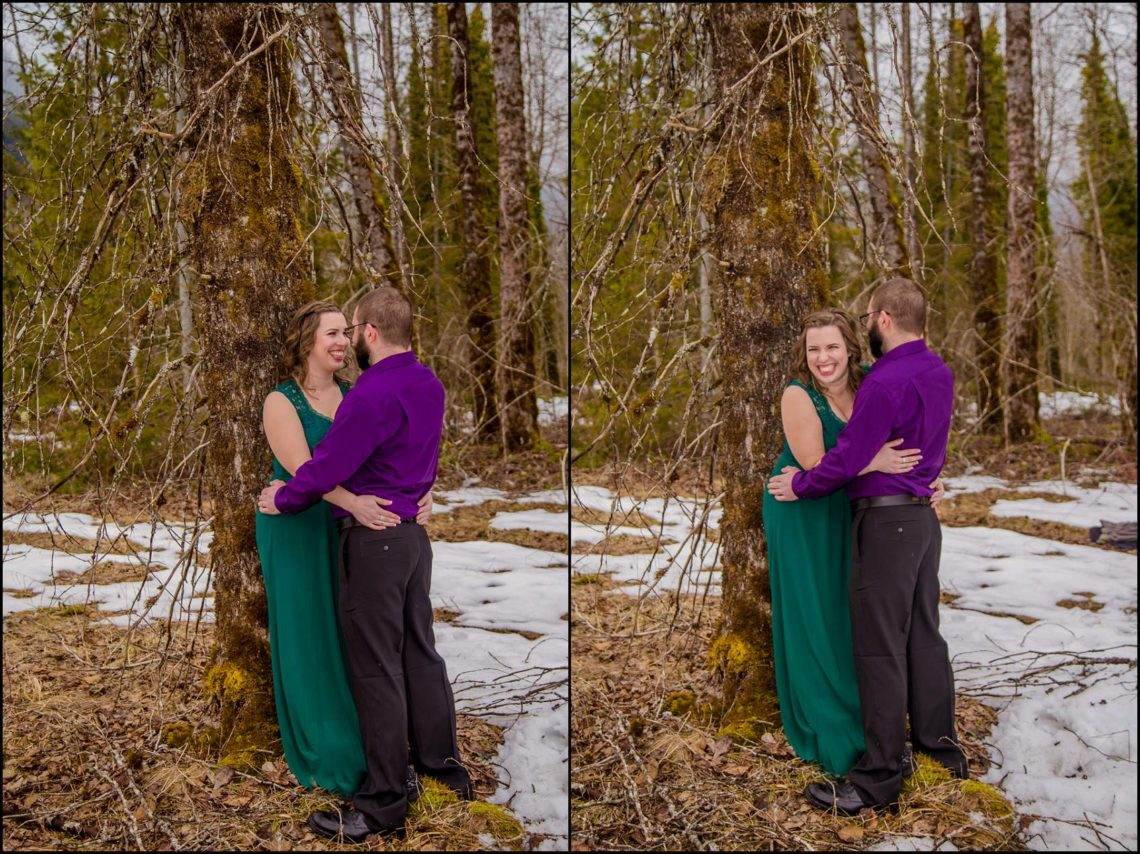 Lauren Hovig 91 1 I LOVE YOU I KNOW | MONEY CREEK ENGAGEMENT SESSION | SKYKOMISH, WA