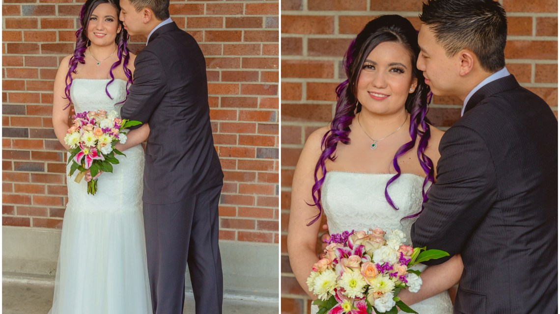 LAUGHTER AND LACE | BOTHELL COURTHOUSE WEDDING BOTHELL WA