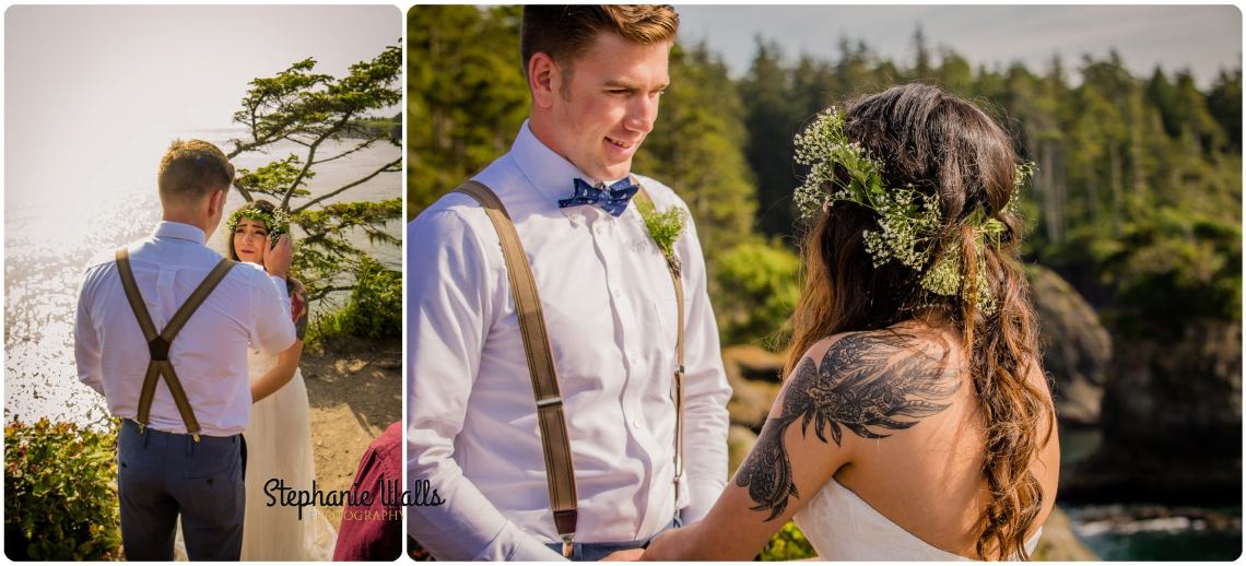 belfour 118 INTIMATE CLIFFSIDE ELOPEMENT | CAPE FLATTERY NEAH BAY | STEPHANIE WALLS PHOTOGRAPHY
