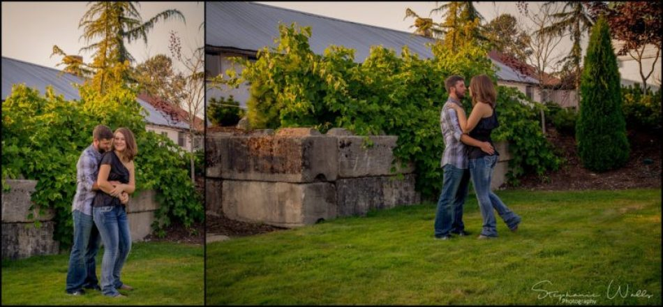 Kelsey Bryce044 800x371 KELSIE & BRYCE | DAIRYLAND + MUKILTEO BEACH ENGAGEMENT SESSION { SNOHOMISH WEDDING PHOTOGRAPHER }