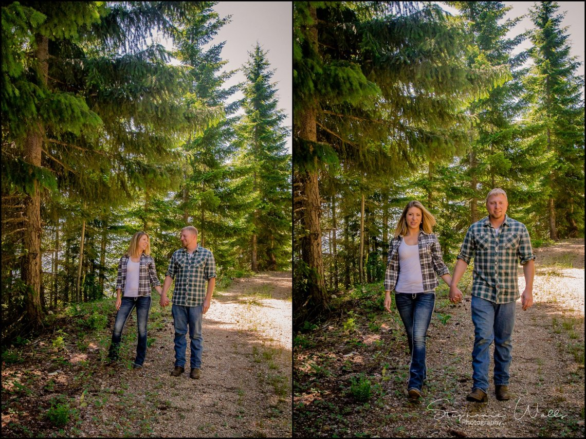 Taylor Jessie027 TAYLOR & JESSE | EASTON, WA ENGAGEMENT SESSION { SNOHOMISH WEDDING PHOTOGRAPHER }