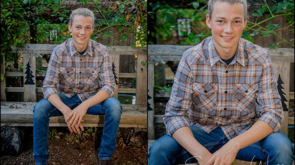lake Stevens high school senior