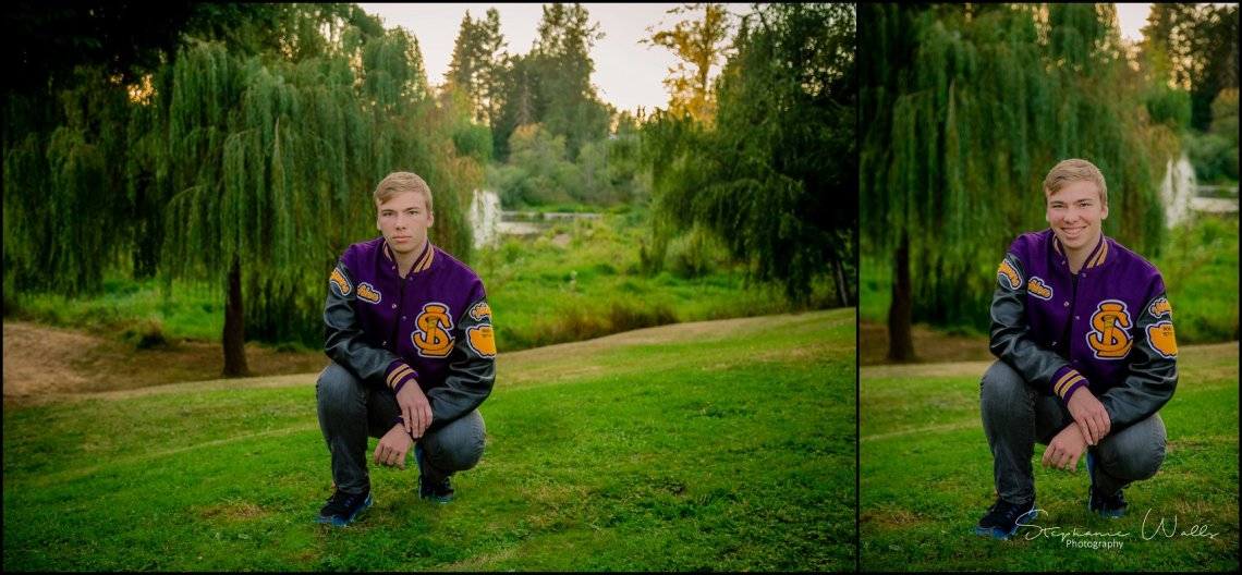 Alex Co2018118 Alex Co2018 | Jennings Memorial Park  | Lake Stevens Senior Photographer