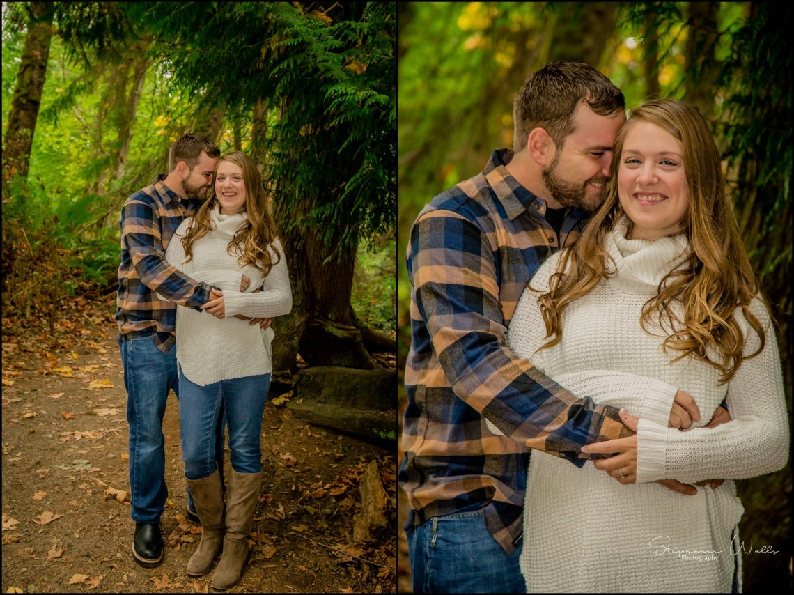 Kylie David 019 Kylie & David | Lord Hill Park Engagement Session | Snohomish Enagement Photographer