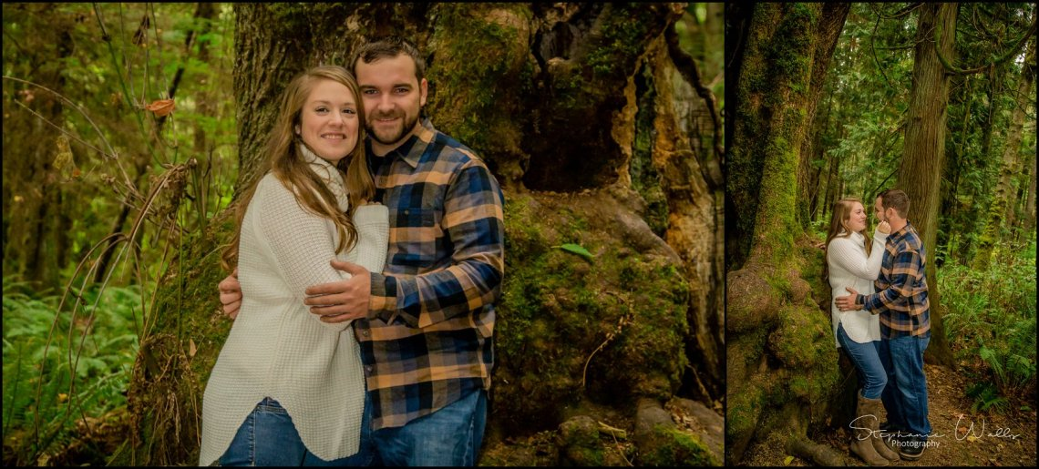 Kylie David 027 Kylie & David | Lord Hill Park Engagement Session | Snohomish Enagement Photographer
