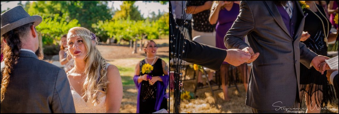 Everist Wedding 213 Patti & Bobbys | Troll Haven Castle & Bandy Farms | Sequim, Wa Wedding Photographer