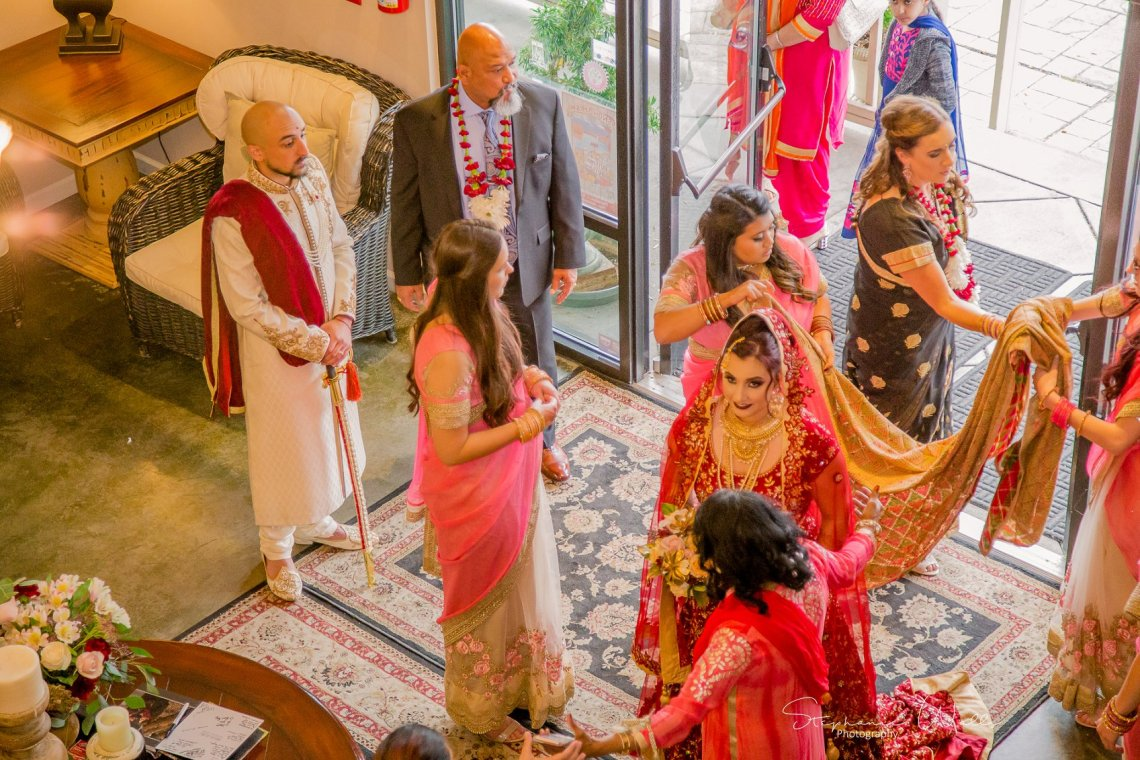 Kaushik 003 Megan & Mos | Snohomish Event Center | Snohomish, Wa Indian Wedding Photographer
