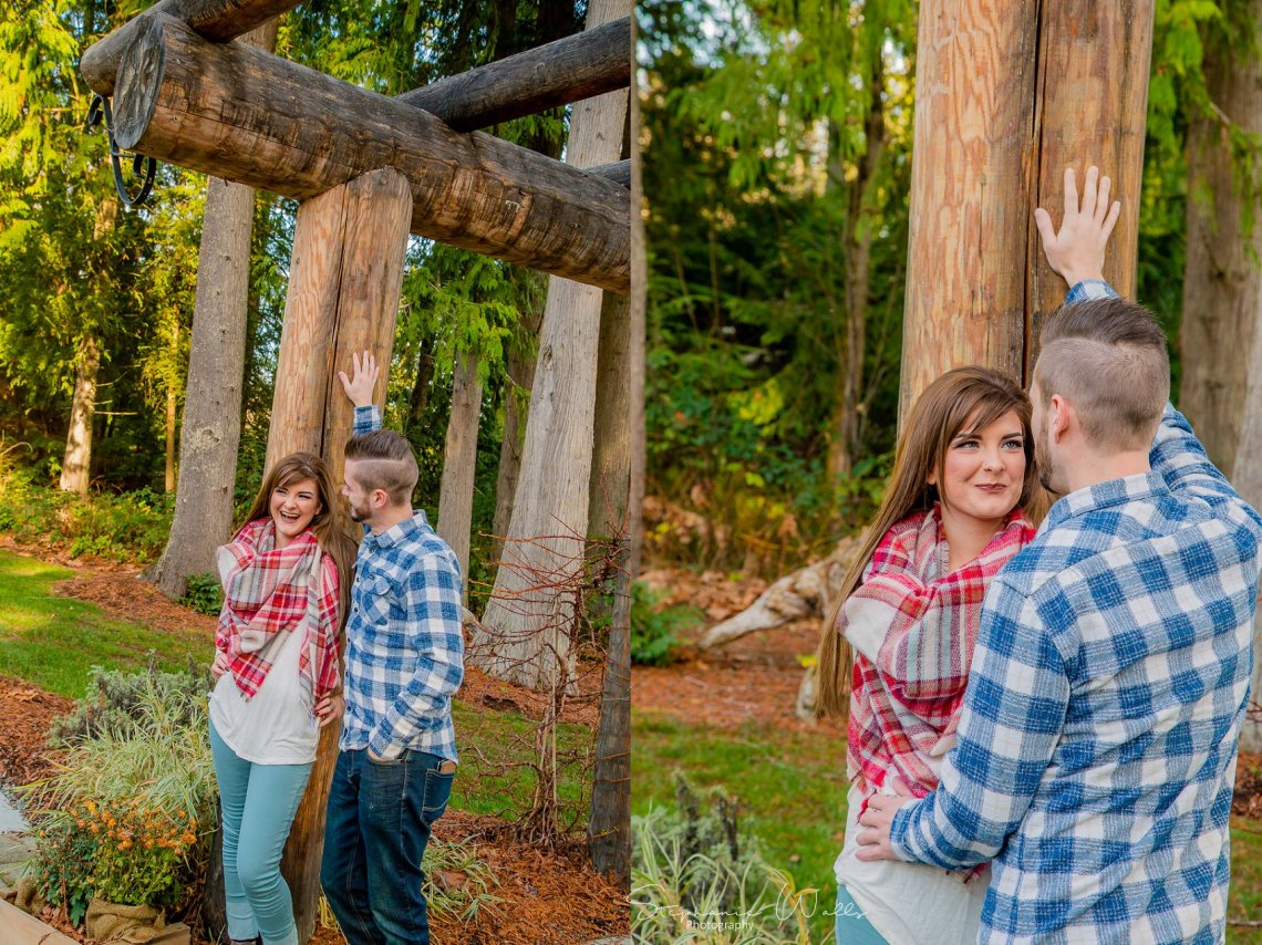 Miller Engagement 002 1 Making our own Tribe | The  Lookout Lodge Engagement Session | Snohomish WA Wedding Photographer