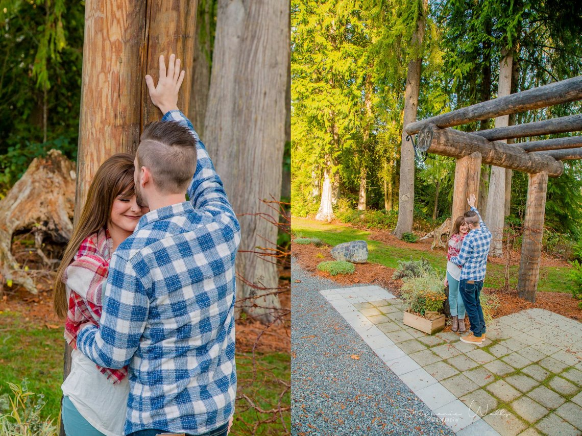 Miller Engagement 006 Making our own Tribe | The  Lookout Lodge Engagement Session | Snohomish WA Wedding Photographer