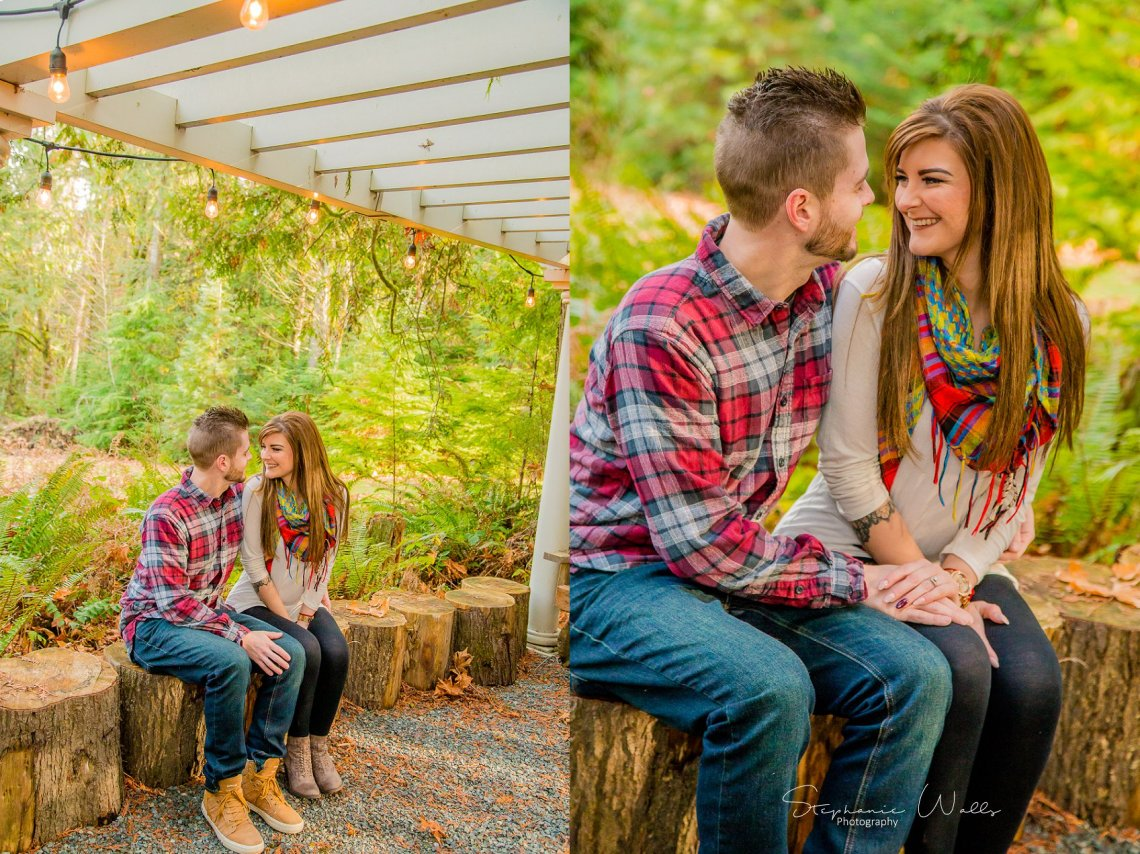 Miller Engagement 096 Making our own Tribe | The  Lookout Lodge Engagement Session | Snohomish WA Wedding Photographer