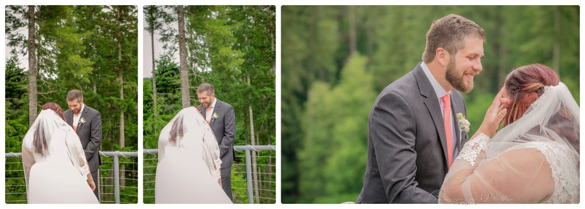 1st look Bridals 023 GOLD MOUNTAIN GOLF CLUB WEDDING | SNOHOMISH WEDDING PHOTOGRAPHER