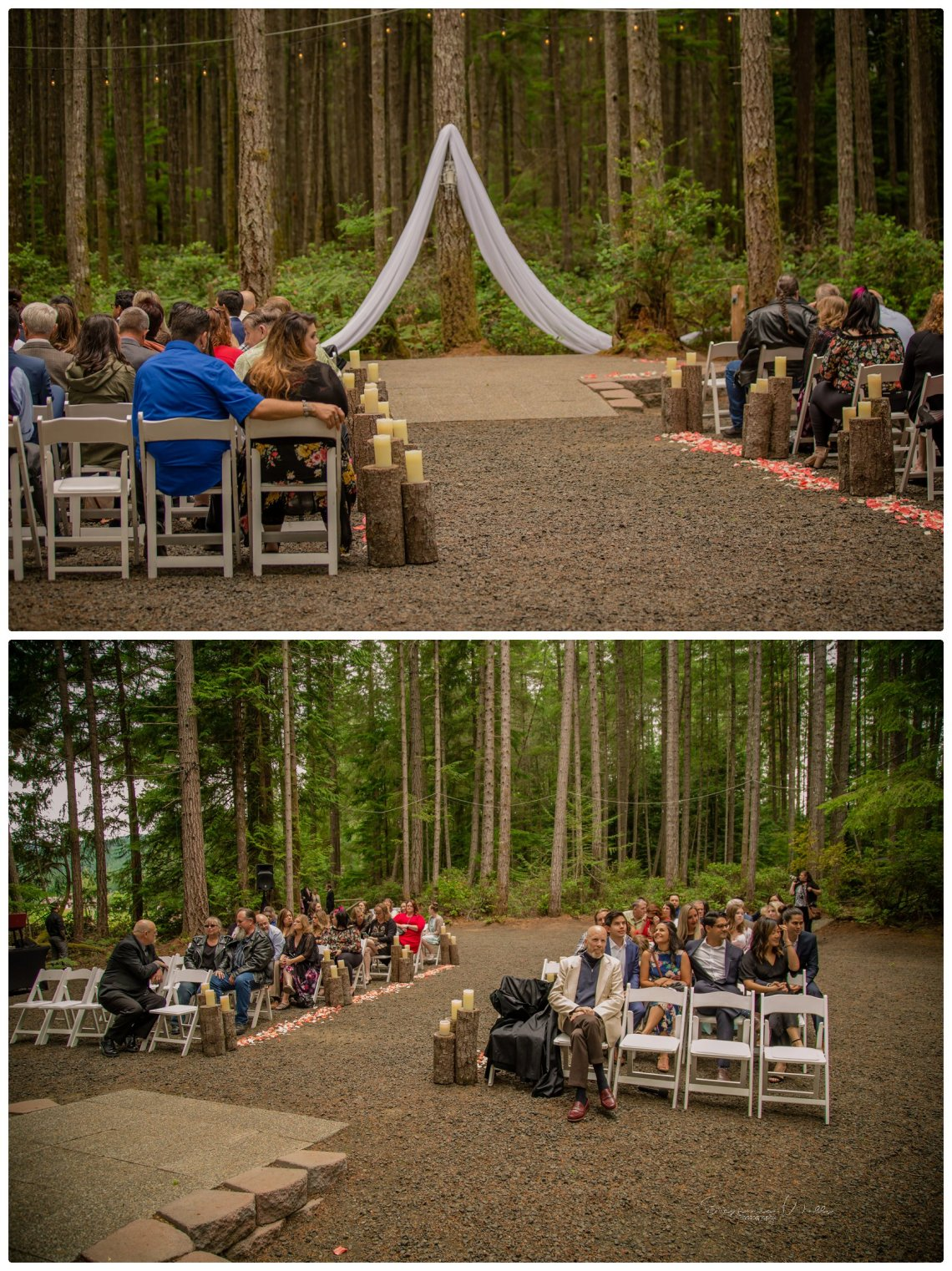 Ceremony 005 GOLD MOUNTAIN GOLF CLUB WEDDING | SNOHOMISH WEDDING PHOTOGRAPHER