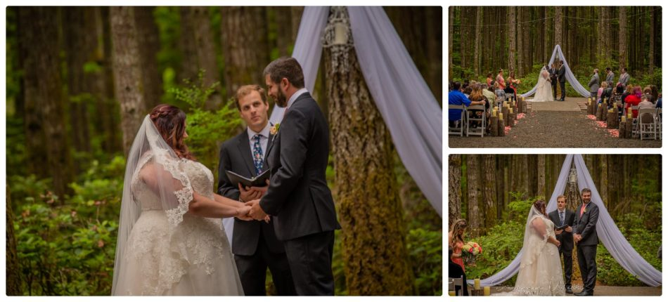 Ceremony 182 950x430 Gold Mountain Golf Course Wedding With Jenn and Rob