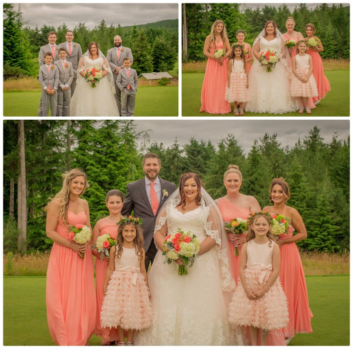 %name Gold Mountain Golf Course Wedding With Jenn and Rob