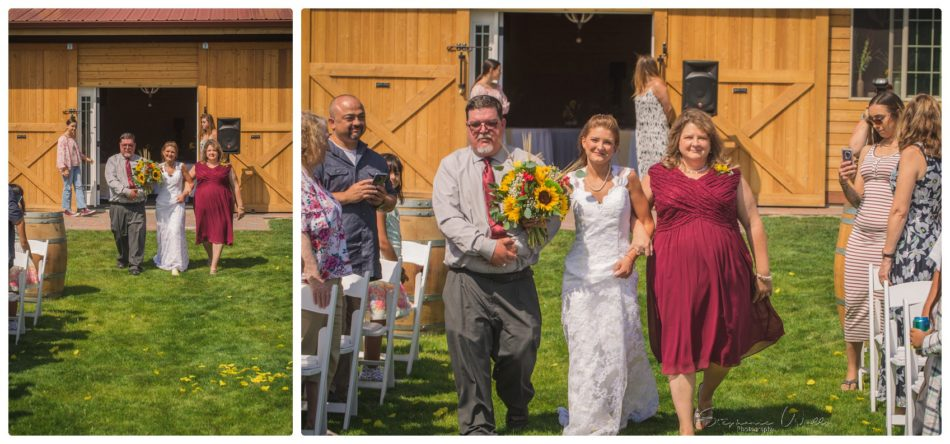 Ceremony 096 950x444 A TRIBE OF OUR OWN|BACKYARD MARYSVILLE WEDDING | SNOHOMISH WEDDING PHOTOGRAPHER