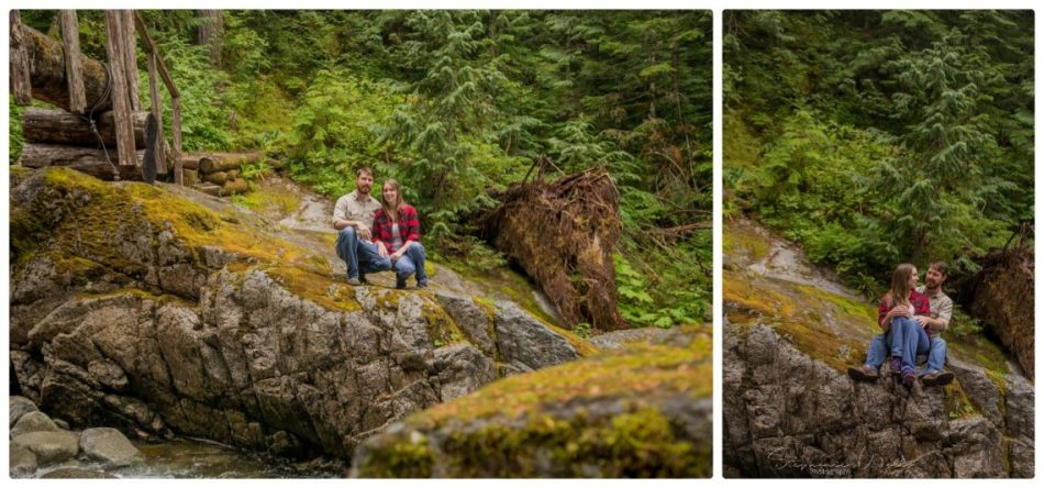 %name Adventure Awaits us | Deception Creek Engagement Session | Snohomish, Wa Wedding Photographer