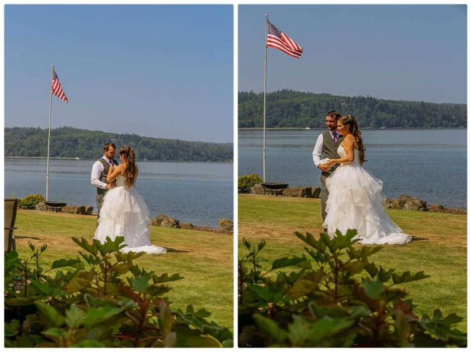 1st Look Bridals 070 936x700 Skys the Limit | Kitsap Memorial State Park | Kitsap Wedding Photographer