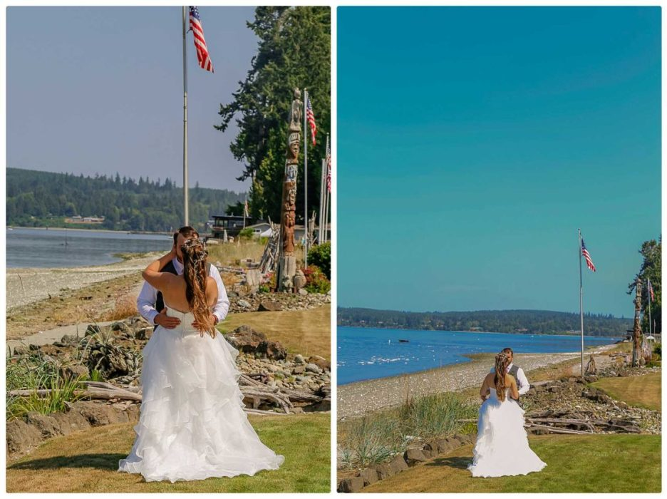 1st Look Bridals 085 936x700 Skys the Limit | Kitsap Memorial State Park | Kitsap Wedding Photographer