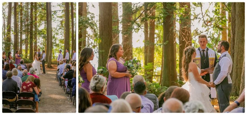 Ceremony 140 950x444 Skys the Limit | Kitsap Memorial State Park | Kitsap Wedding Photographer