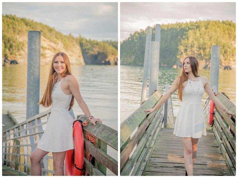 %name Madison Co2019 | Rosario Beach| Lakewood High School Senior Photographer