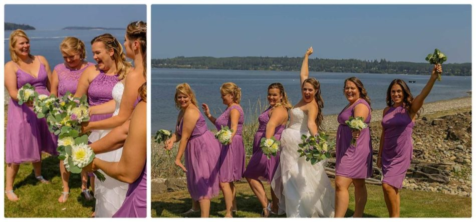 Wedding Party 068 950x444 Skys the Limit | Kitsap Memorial State Park | Kitsap Wedding Photographer