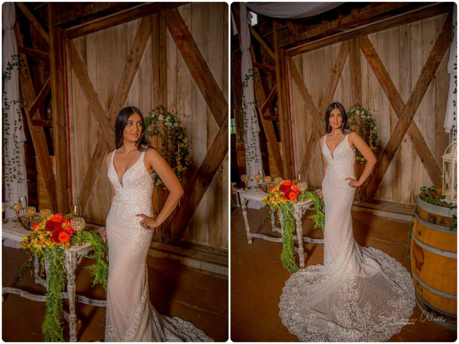 %name Fusion Hindu Bridals at Barn at Holly Farms