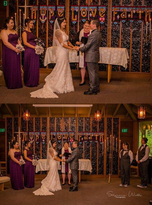 Stephanie Walls Photography 0196 520x700 Wayside United Church of Christ Wedding of Melissa and Melba