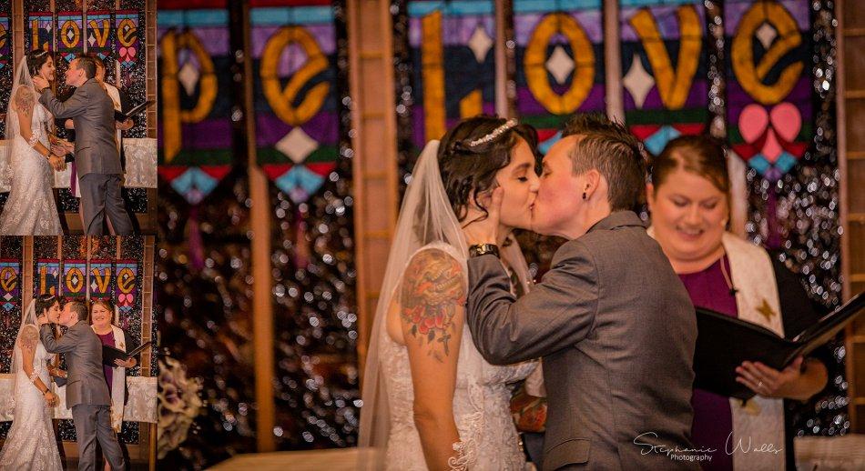 Stephanie Walls Photography 0200 950x518 Wayside United Church of Christ Wedding of Melissa and Melba