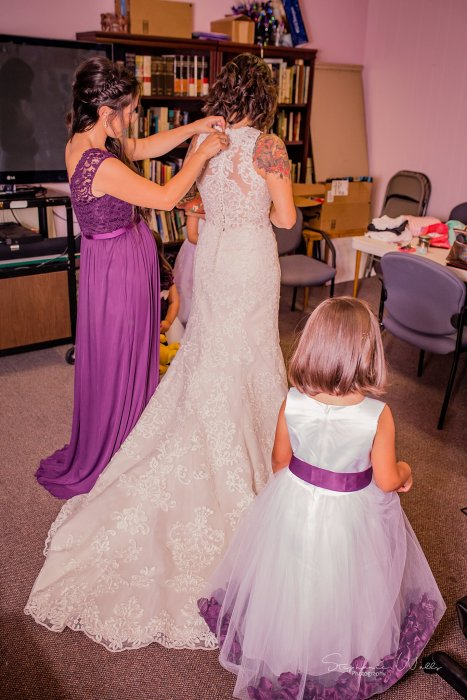Stephanie Walls Photography 0208 467x700 Wayside United Church of Christ Wedding of Melissa and Melba