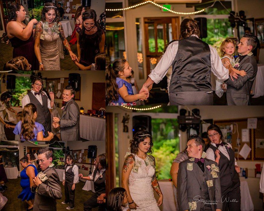 Stephanie Walls Photography 0214 875x700 Wayside United Church of Christ Wedding of Melissa and Melba