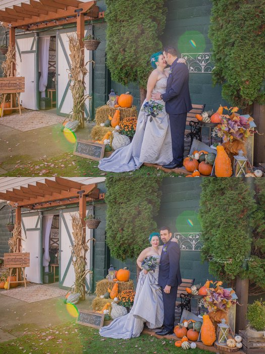 Stephanie Walls Photography 0337 1 525x700 Solstice Barn at Holly Farms Elopement of Ashley and Jordan