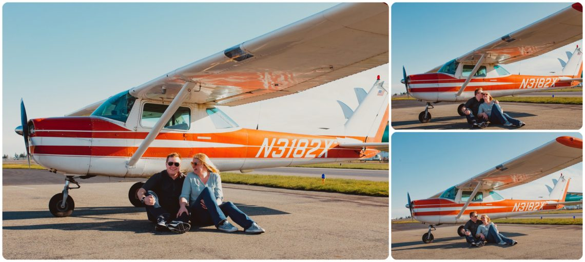 Stephanie Walls Photography 1027 scaled Paine Field  Edmonds Beach Engagement | Laura and Evan